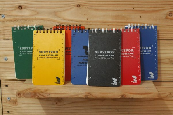 Waterproof Field Notebook