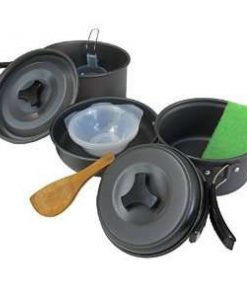 Alat Masak Camping - Cooking Set SY 200