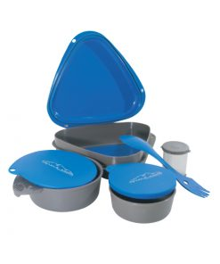 Dhaulagiri Bowl Set - Biru