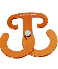 Dhaulagiri Hanging Buckle Orange