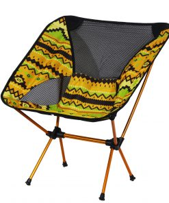 Dhaulagiri Folding Chair Outdoor Camping 800 Etnik