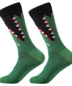 Dorai Socks - Croco Mouth
