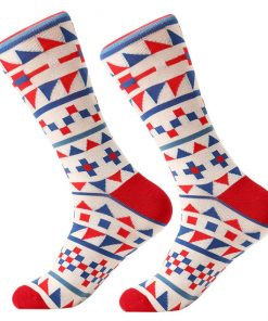 Dorai Socks - Party White
