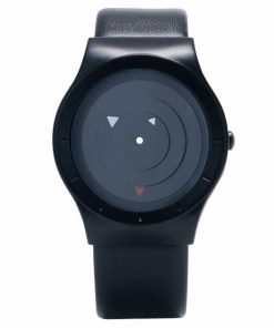 Dorai Watch - Triangle Black