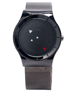 Dorai Watch - Triangle Black Shinny