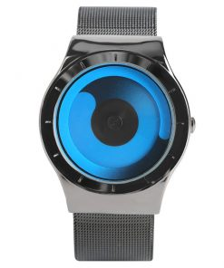 Dorai Watch - Turn Table Blue Shinny