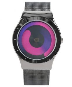 Dorai Watch - Turn Table Purple Shinny