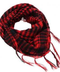 Military Tactical Scarf - Red