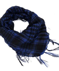 Military Tactical Scarf - Blue
