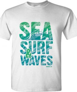 SEA SURF WAVES