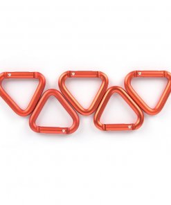 Dorai-Triangle Carabiner Orange 06