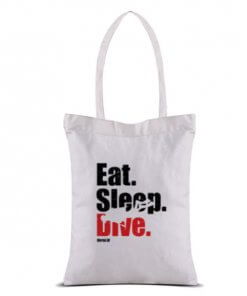 Dorai Tote Bag Eat Sleep Dive (custom) (538756) 0