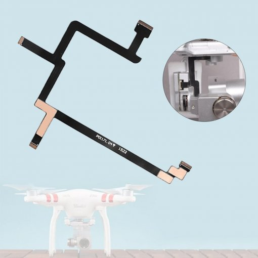 DJI Phantom Standard Flexible Gimbal Camera 01
