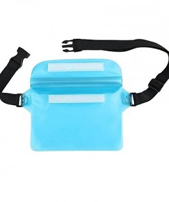Dorai Waterproof Pouch Dry Bag Biru 01