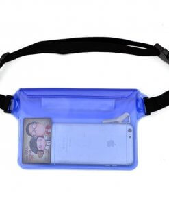 Dorai Waterproof Pouch Dry Bag Biru Tua 01