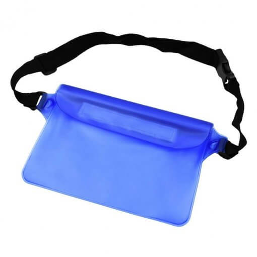 Dorai Waterproof Pouch Dry Bag Biru Tua 02