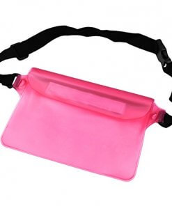 Dorai Waterproof Pouch Dry Bag Pink Tua 01