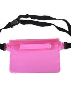 Dorai Waterproof Pouch Dry Bag Pink Tua 02