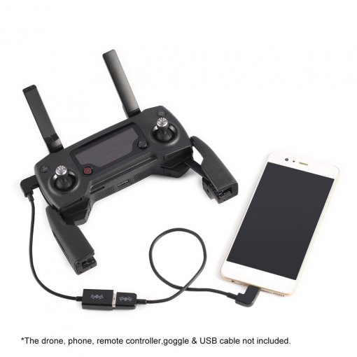DJI Mavic Pro Air Spark RC USB OTG Connector 01