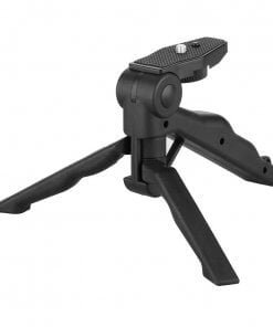 Taffware Mini Foldable Folding Tripod Stand - CP-GP264 - Black 02