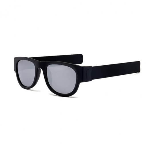 Dorai-Sunglasses-Wristband-Slappable-black-silver-002