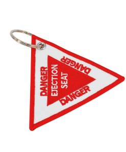Remove Before Flight Key Chain - Ejection Seat - 01