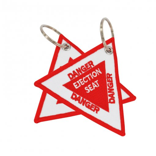 Remove Before Flight Key Chain - Ejection Seat - 02