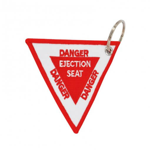 Remove Before Flight Key Chain - Ejection Seat - 03