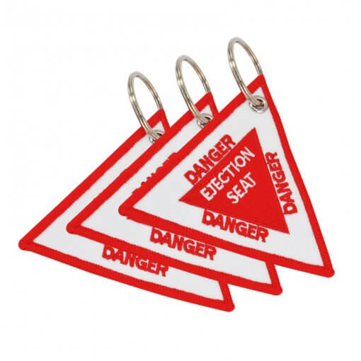 Remove Before Flight Key Chain - Ejection Seat - 04