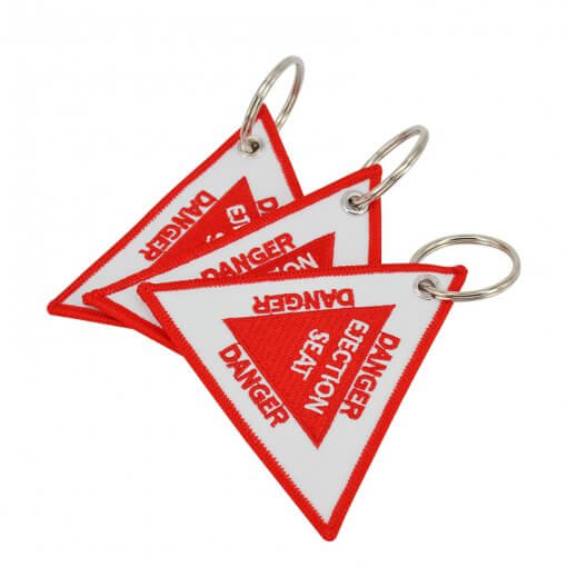 Remove Before Flight Key Chain - Ejection Seat - 05