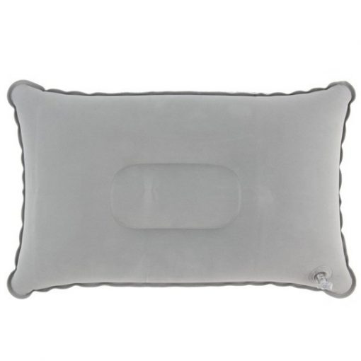 Bantal Angin Portabel Inflatable Grey 01