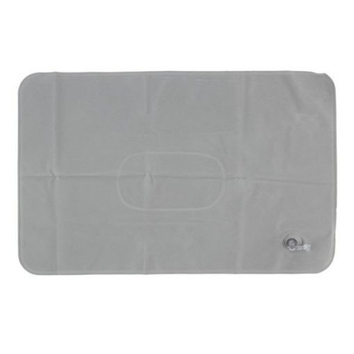 Bantal Angin Portabel Inflatable Grey 03